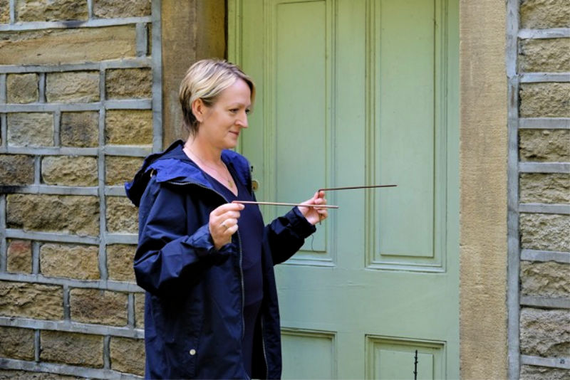 Dowsing For Geopathic Stress Removal