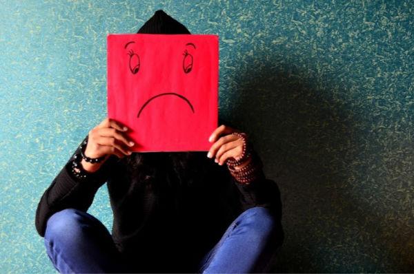 Unhappy, Depressed